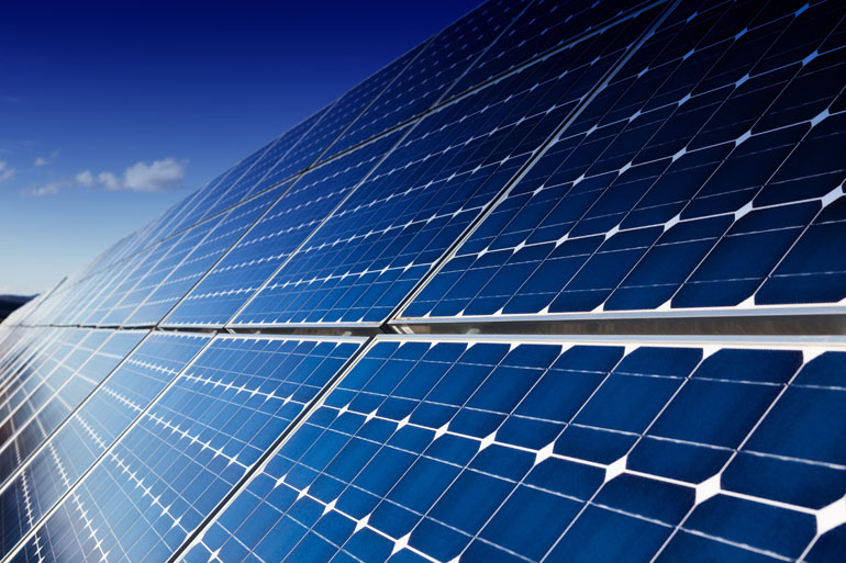 Magnetic Nanoparticles in Solar Cells