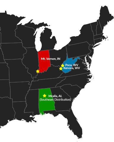 QMAG Locations